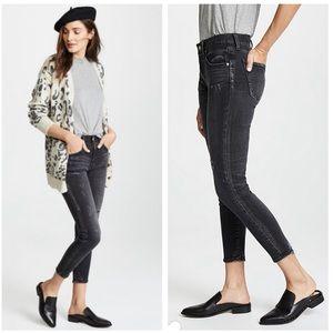 MOUSSY VINTAGE Velma Comfort Stretch Jeans BLACK